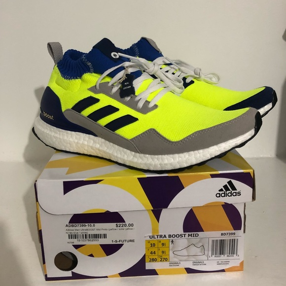 03af2cd04e8fe Adidas Ultraboost Mid Prototype size 10